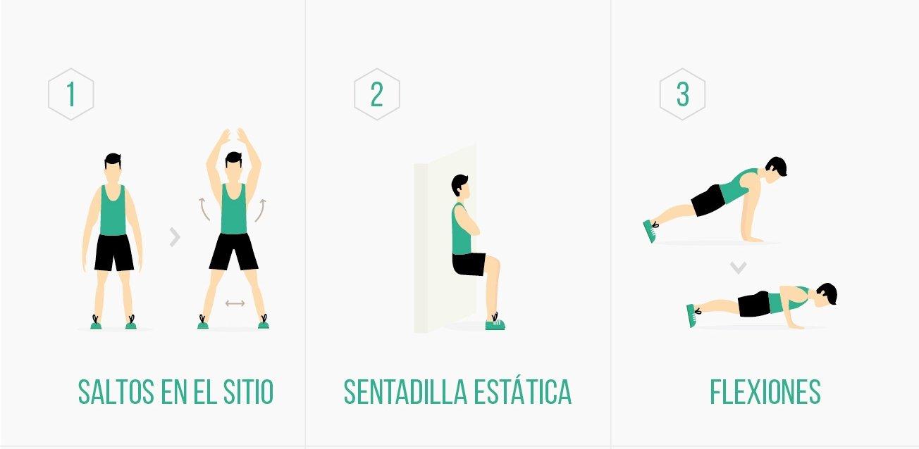 Tips para adelgazar rapido ana y mia ejercicios